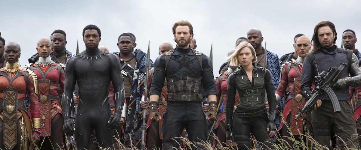 Avengers Infinity War Movie Review 2018 Roger Ebert