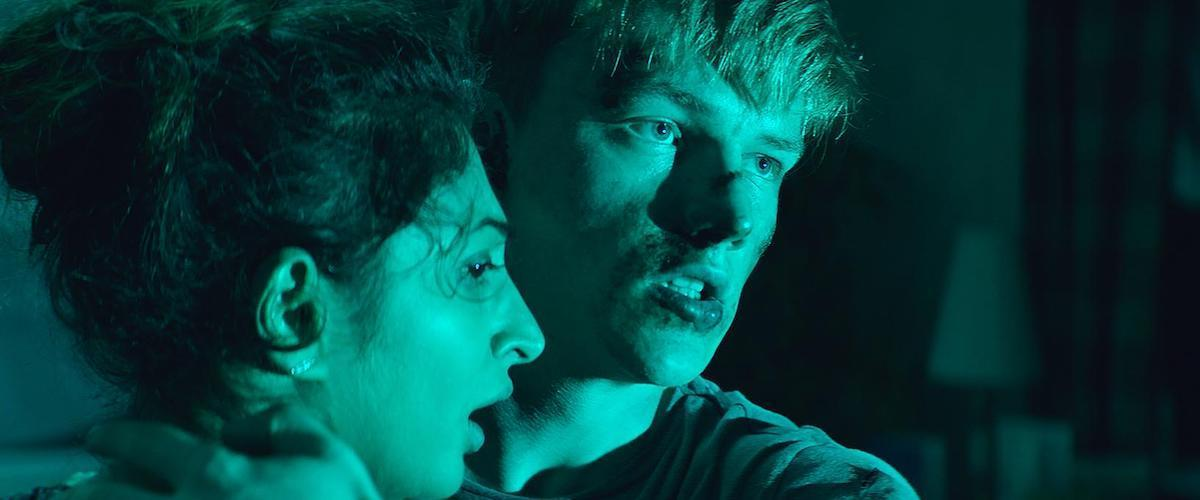 Await Further Instructions Movie Review