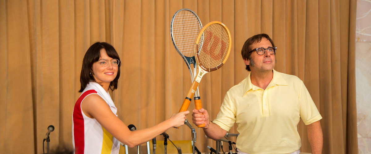 Battle of the Sexes movie review (2017) | Roger Ebert