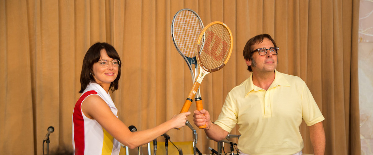Image result for Battle of the sexes 2017 movie scenes
