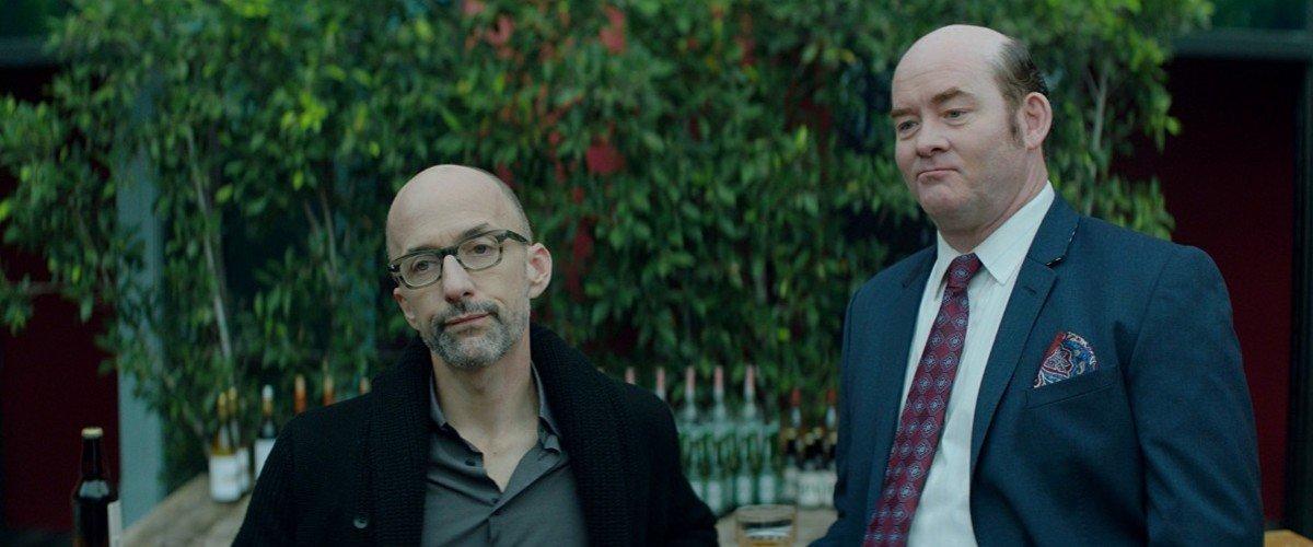 Bernard and Huey Movie Review