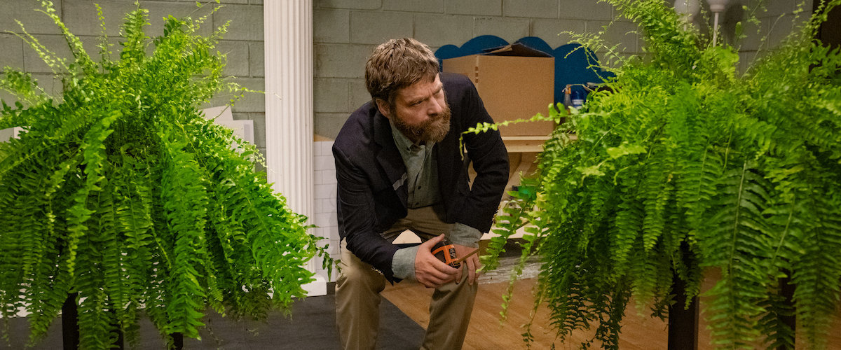 Between Two Ferns: The Movie movie review