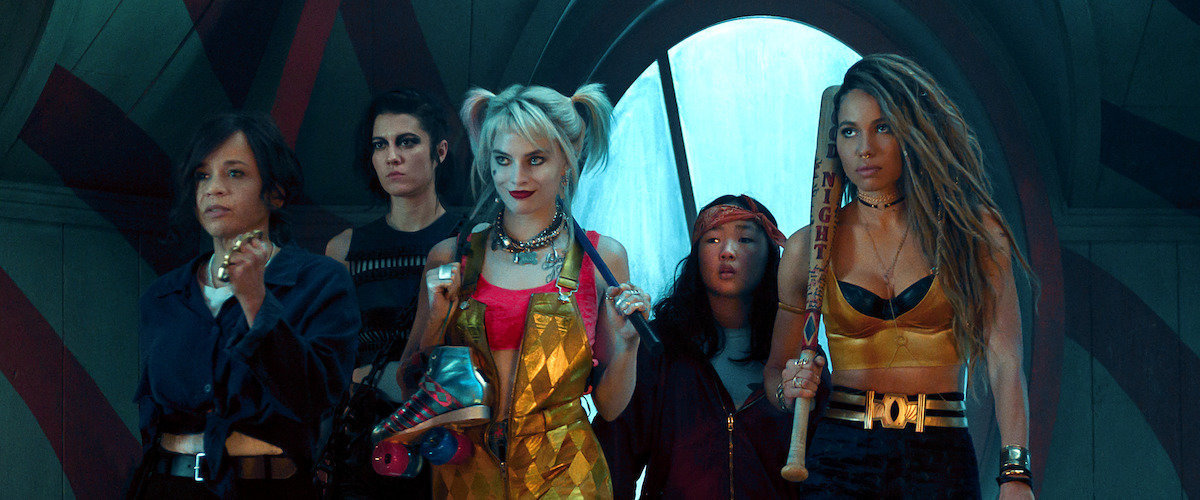 Birds of Prey (and the Fantabulous Emancipation of One Harley Quinn) movie review