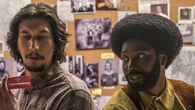 Homepage blackkklansman 2018