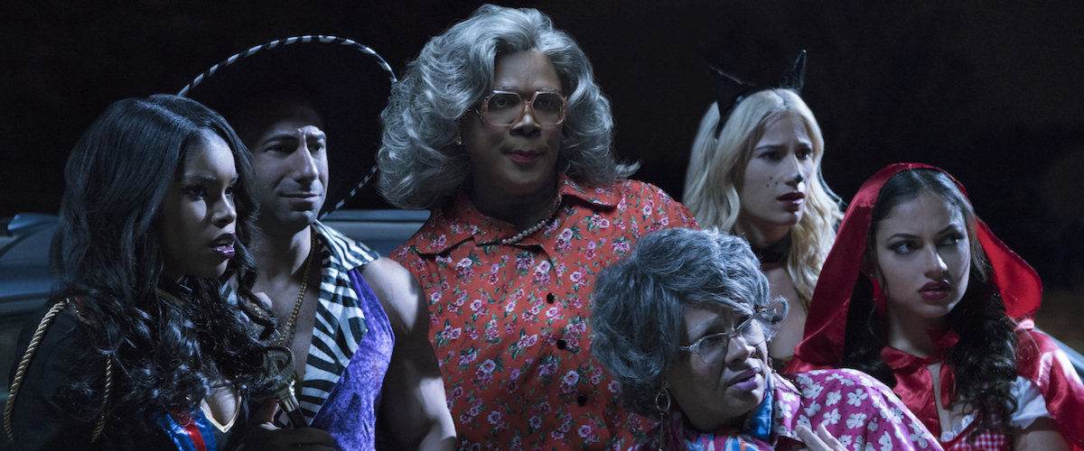 Tyler Perry's Boo 2! A Madea Halloween Movie Review (2017) | Roger ...