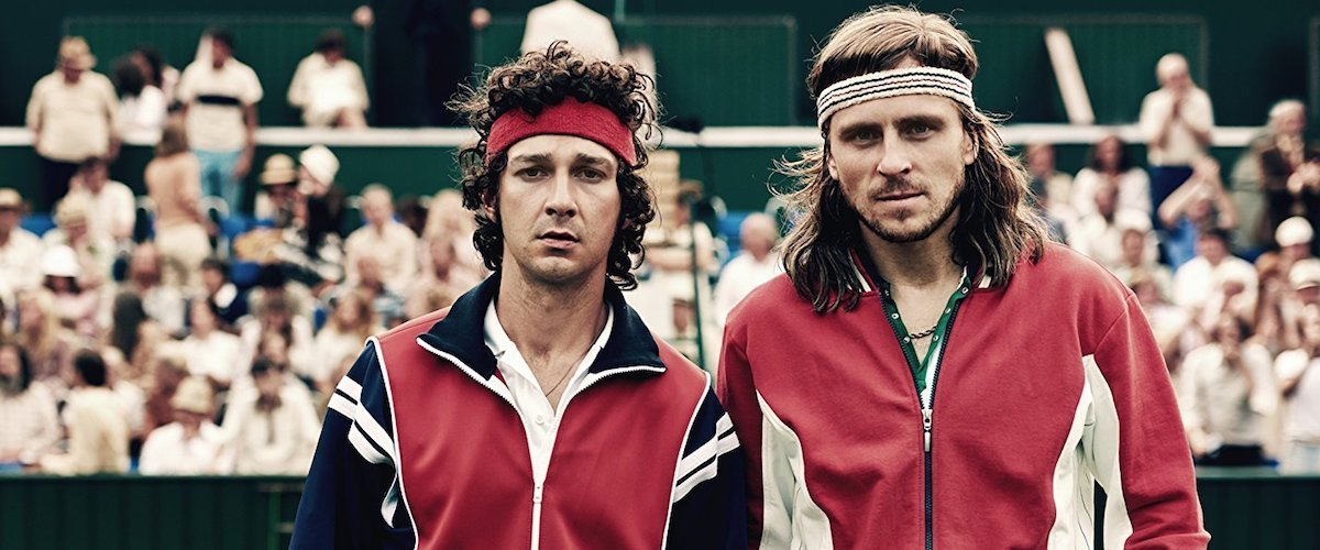 Borg vs McEnroe movie review
