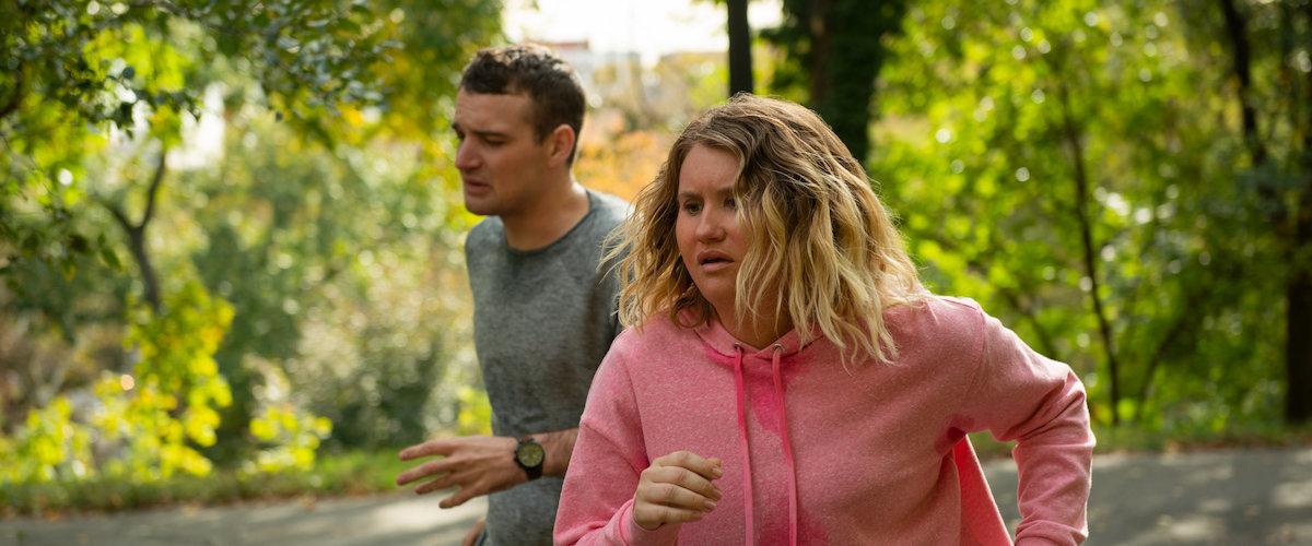 Brittany Runs a Marathon movie review