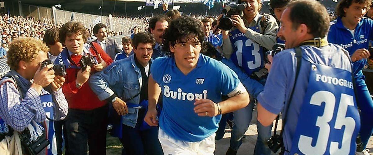 Diego Maradona movie review