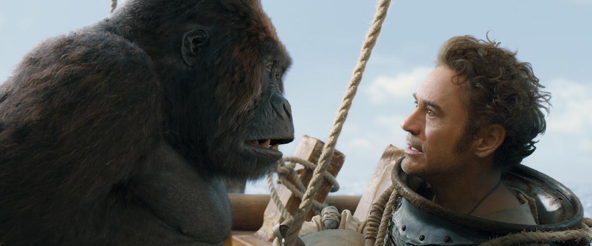 Dolittle Movie Review Film Summary 2020 Roger Ebert