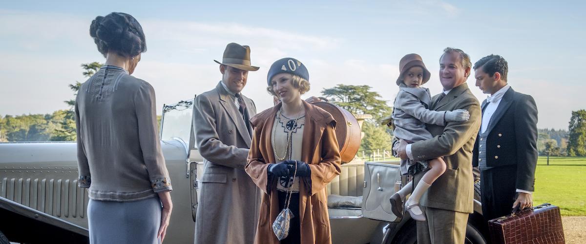 Downton Abbey Movie Review Film Summary 2019 Roger Ebert