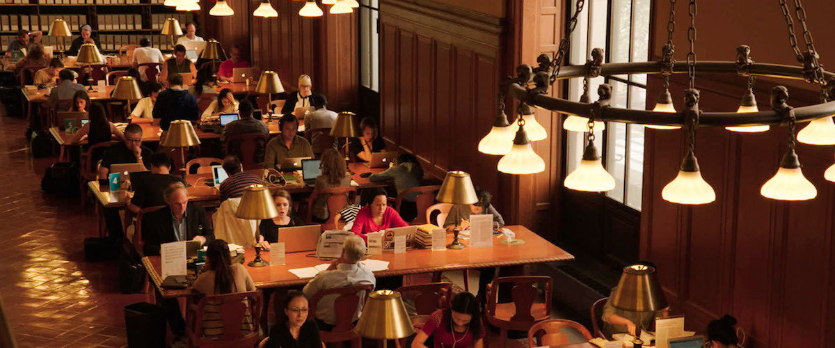 Ex Libris: New York Public Library Movie Review