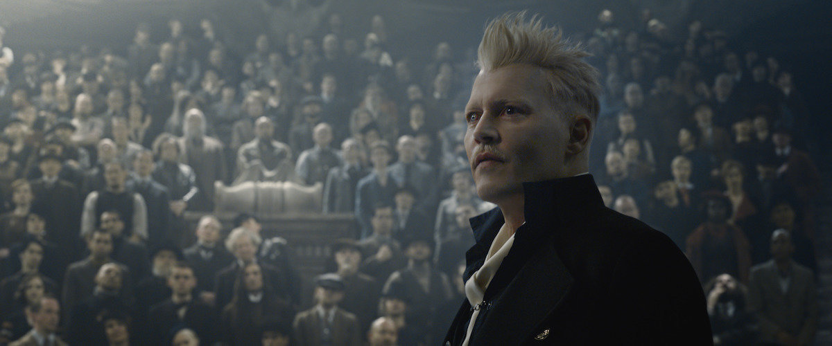 Fantastic Beasts: The Crimes of Grindelwald movie review
