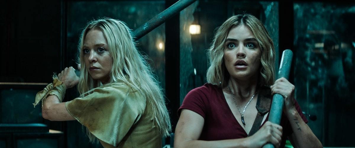 Fantasy Island movie review