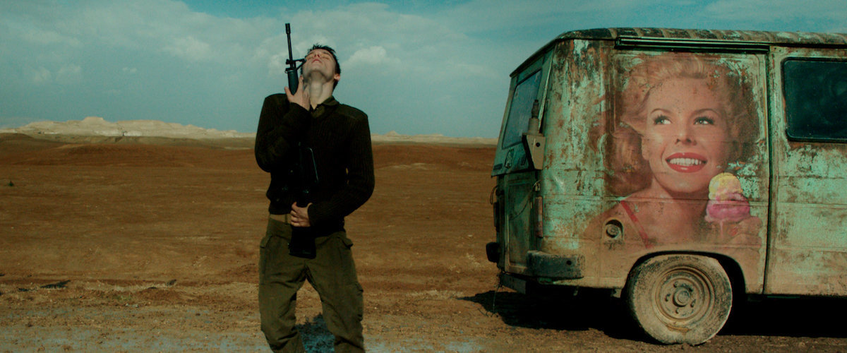 Foxtrot movie review