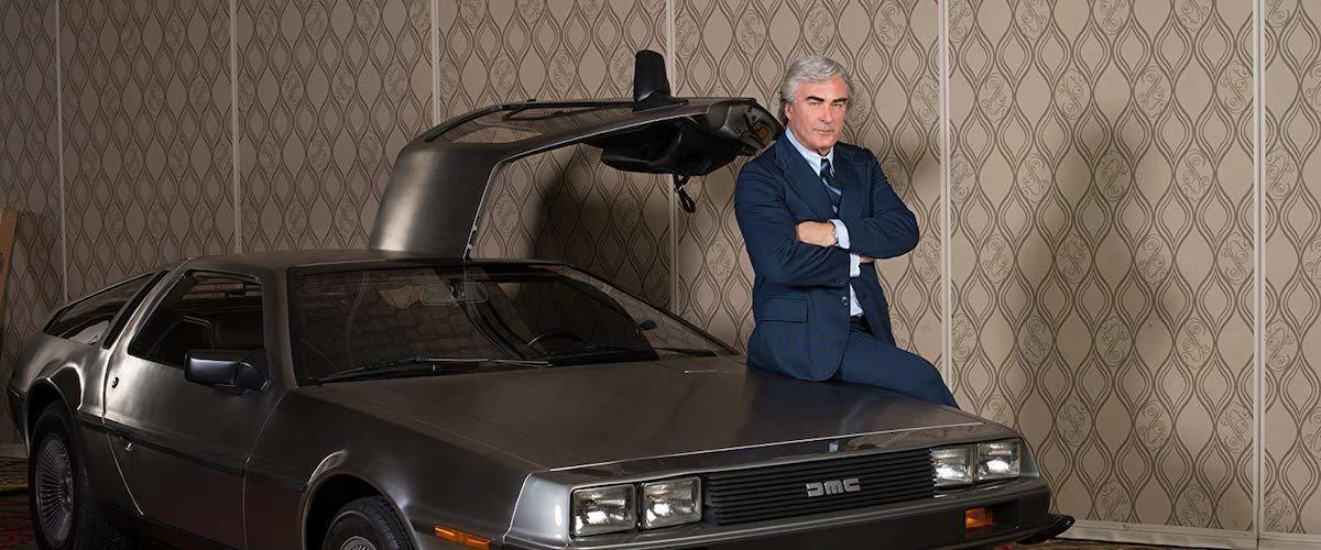 Framing John DeLorean movie review