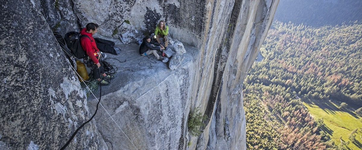 Free Solo movie review & film summary (2018) | Roger Ebert