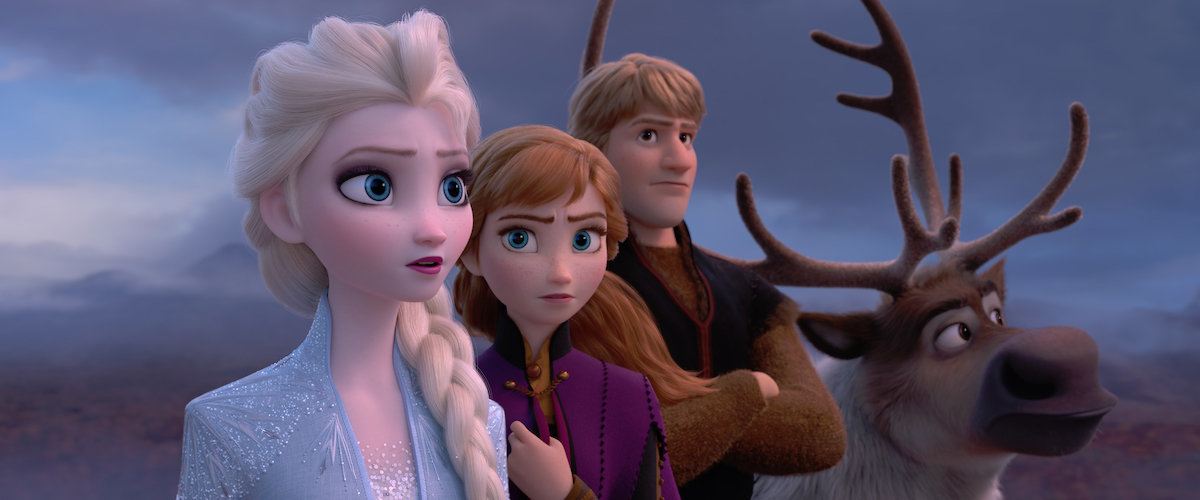 Frozen II movie review
