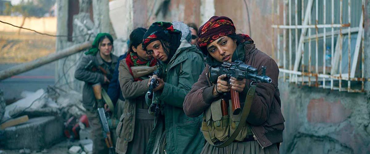 Girls of the Sun movie review