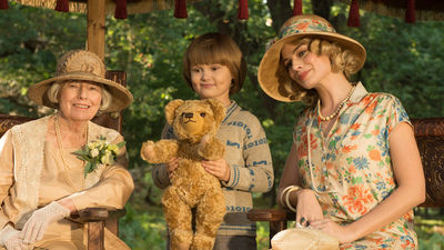 Homepage goodbye christopher robin 2017