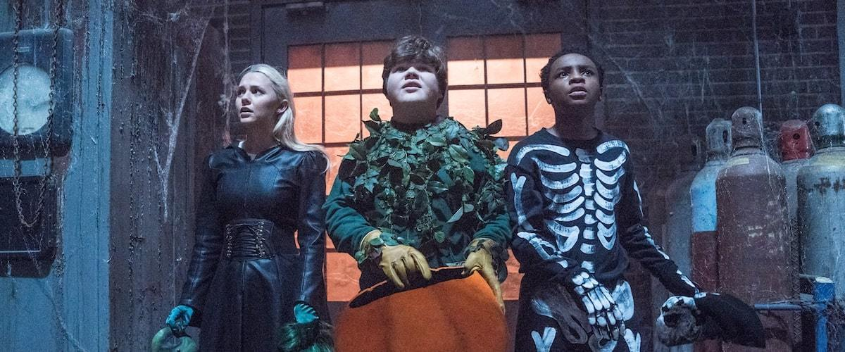 Goosebumps 2 Haunted Halloween Movie Review 2018 Roger Ebert
