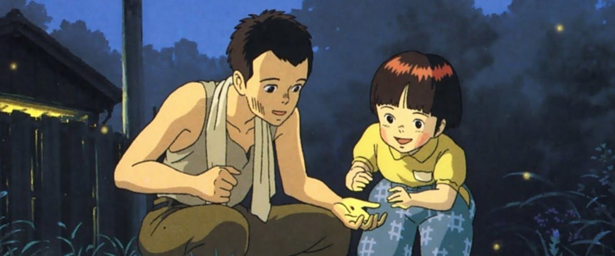 Grave of the Fireflies Movie Review