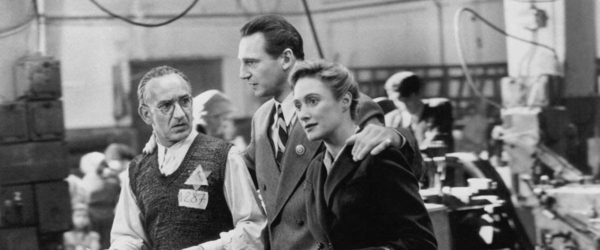 schindlers list stream