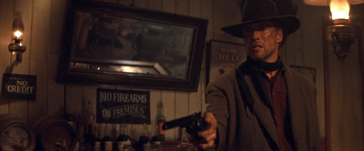 Unforgiven Movie Review