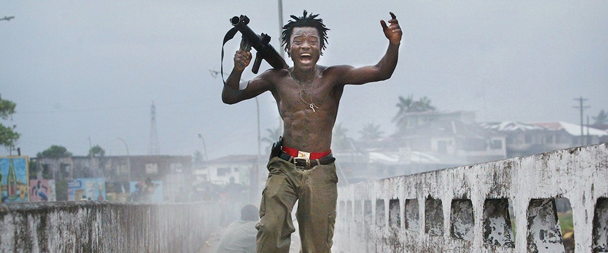 Hondros Movie Review