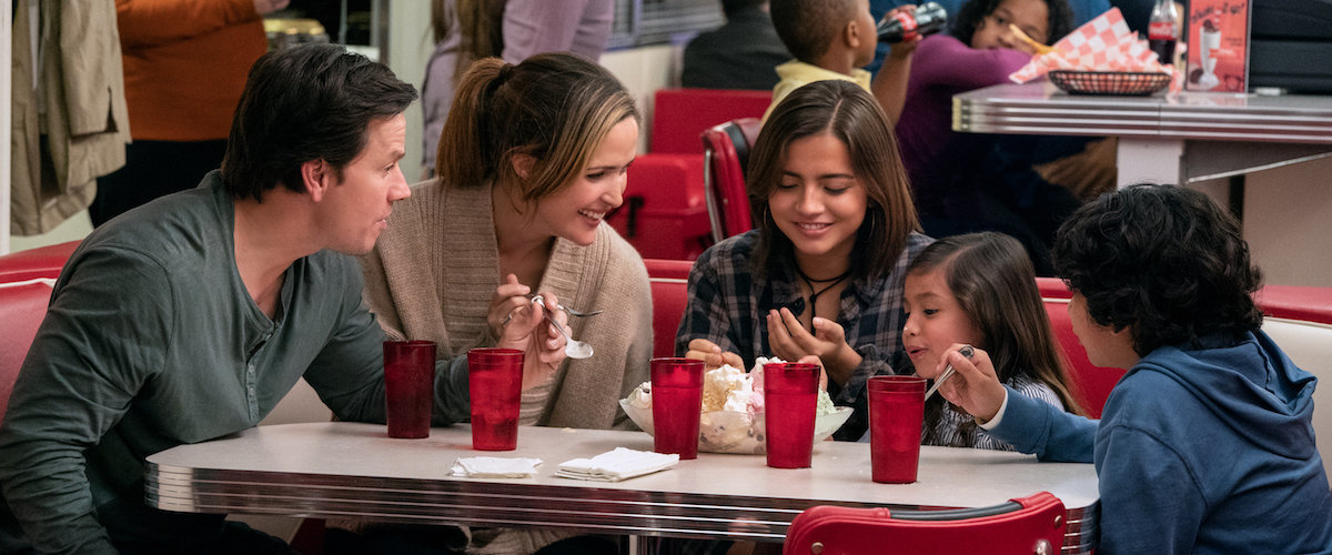 Instant Family movie review