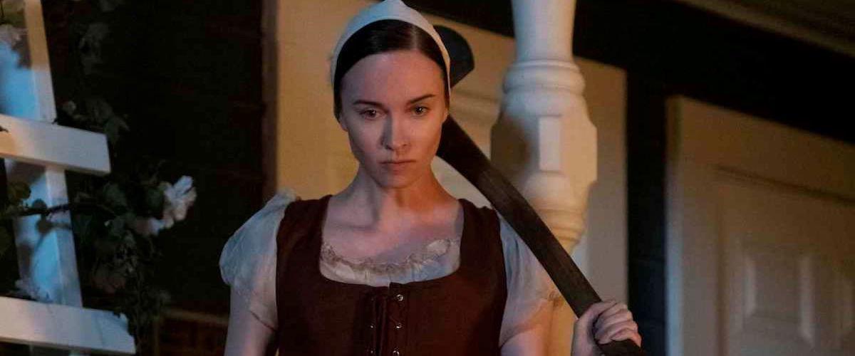 Into the Dark: Pilgrim movie review