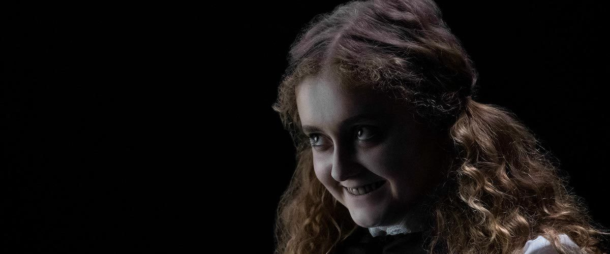 Into the Dark: Uncanny Annie movie review