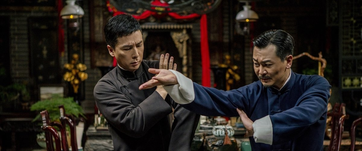 Ip Man 4 The Finale Movie Review 2019 Roger Ebert
