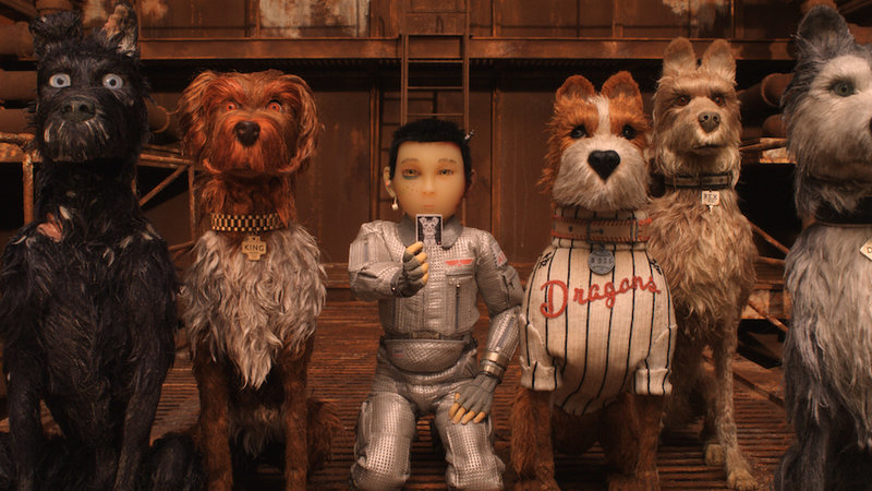 Primary isle of dogs 2018