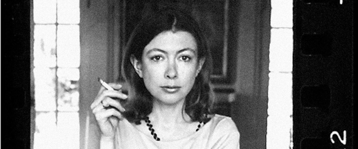 Joan Didion: The Center Will Not Hold Movie Review
