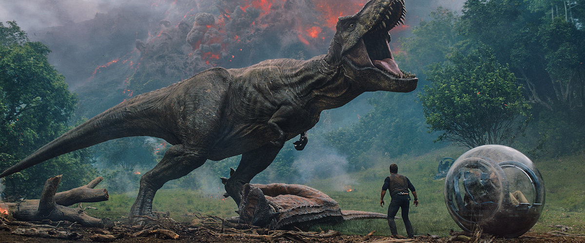 Jurassic World: Fallen Kingdom Movie Review