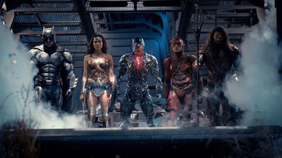 Homepage justice league 2017