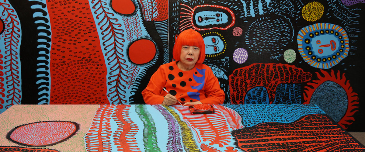 Kusama - Infinity movie review