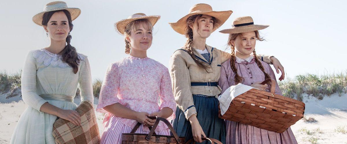 Little Women Movie Review Film Summary 2019 Roger Ebert