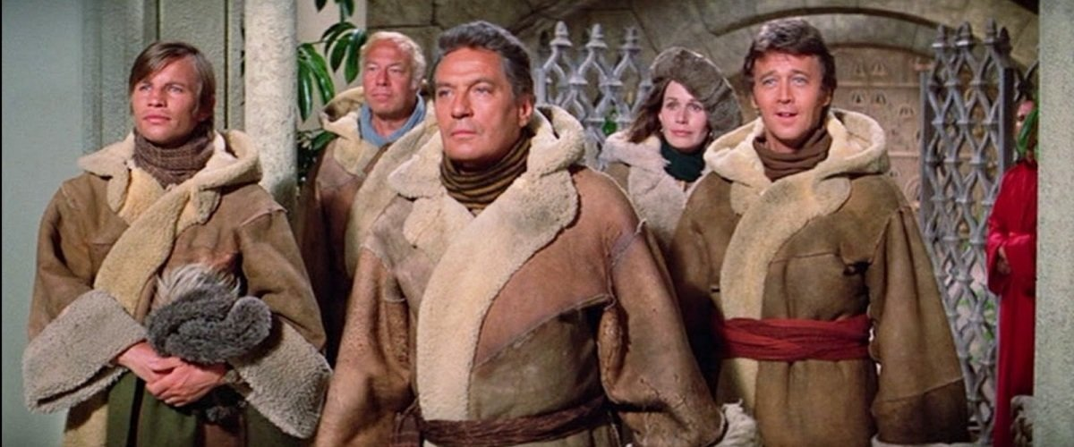 Lost Horizon Movie Review