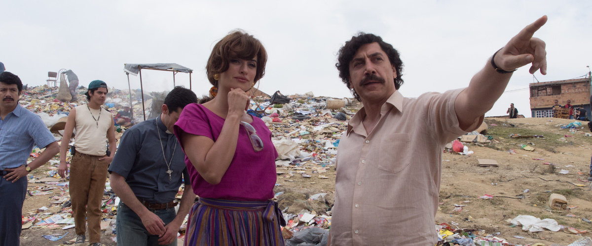 Loving Pablo Movie Review