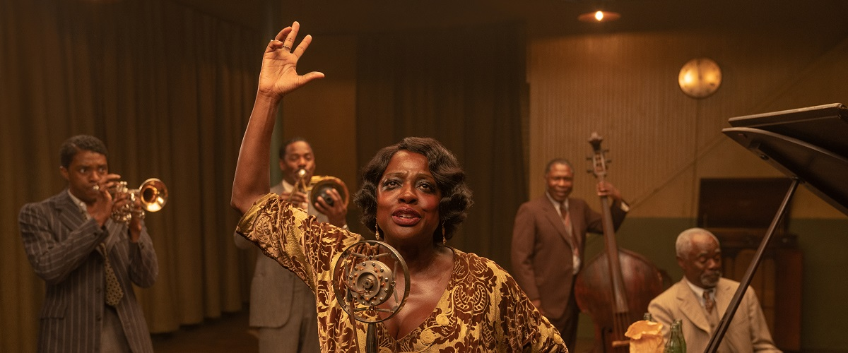 Ma Rainey's Black Bottom movie review (2020) | Roger Ebert