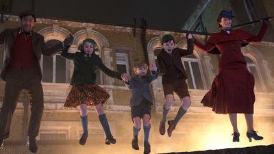 Mary Poppins Returns Movie Review 2018 Roger Ebert