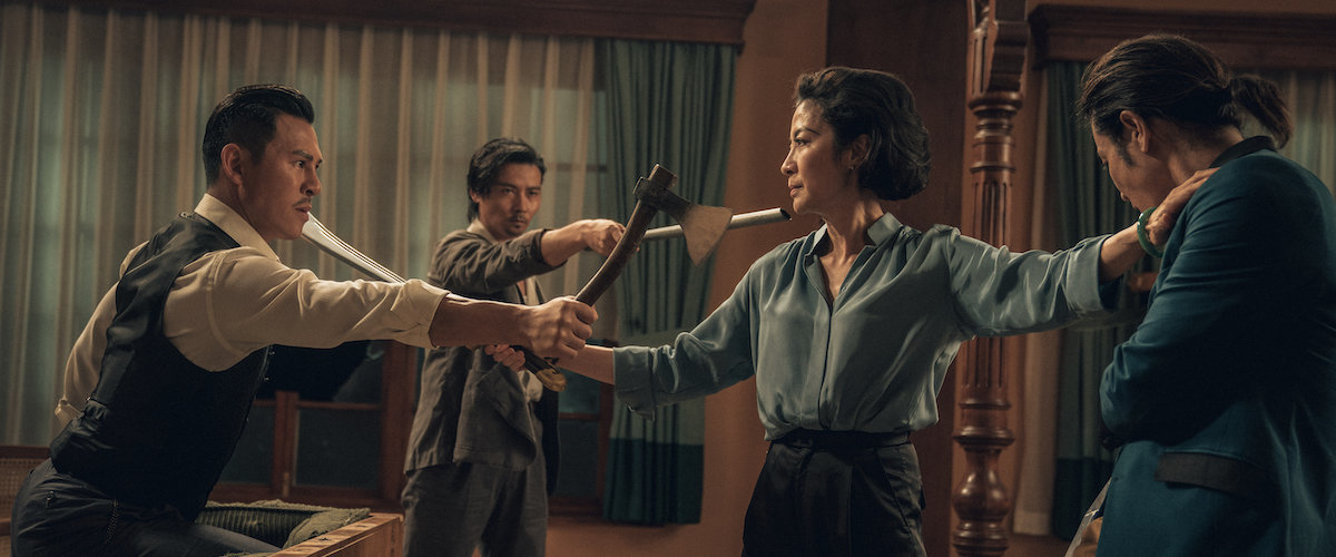 Master Z: Ip Man Legacy Movie Review