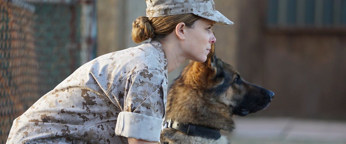 Megan Leavey Movie Review
