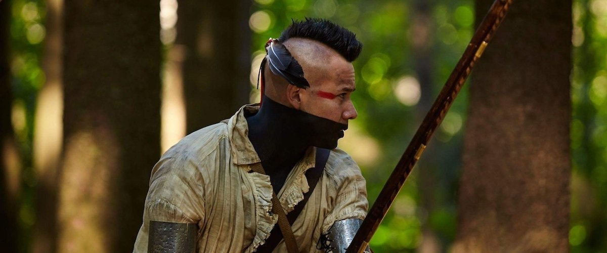 Mohawk Movie Review