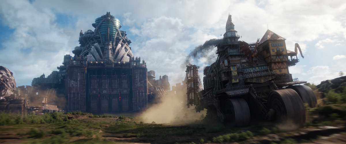 Mortal Engines Stream