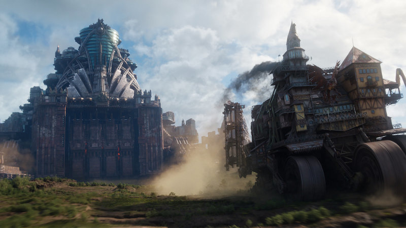 Primary mortal engines image