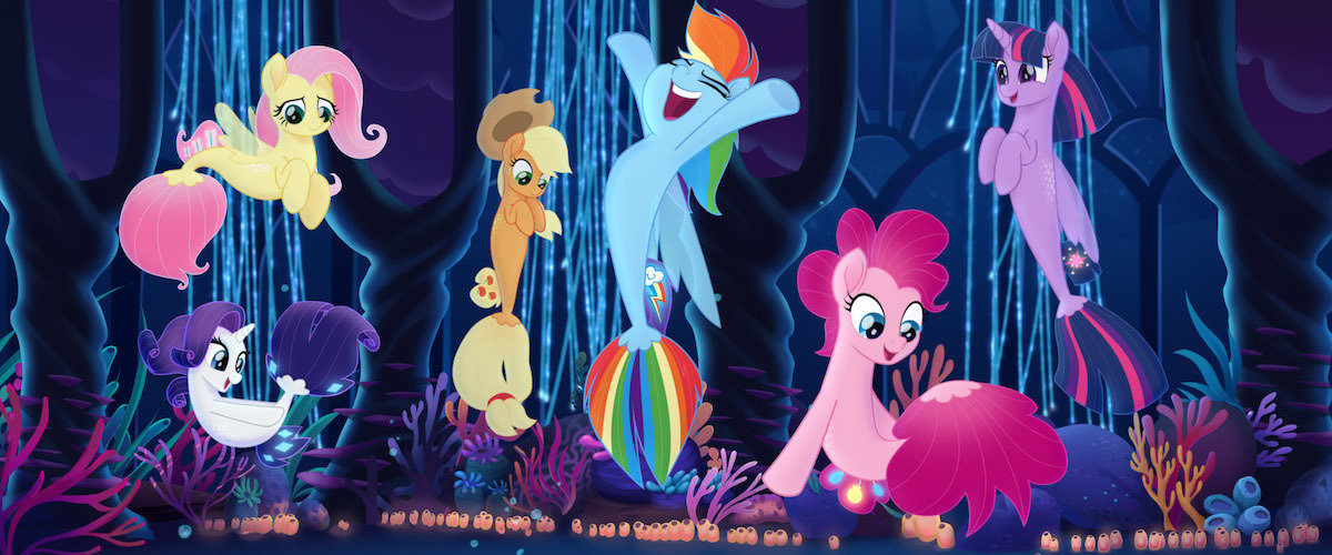 My Little Pony: The Movie movie review