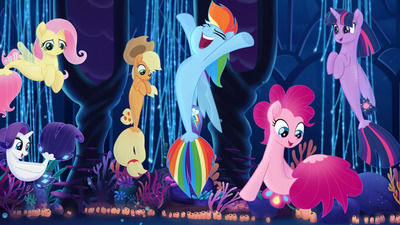 My Little Pony The Movie movie