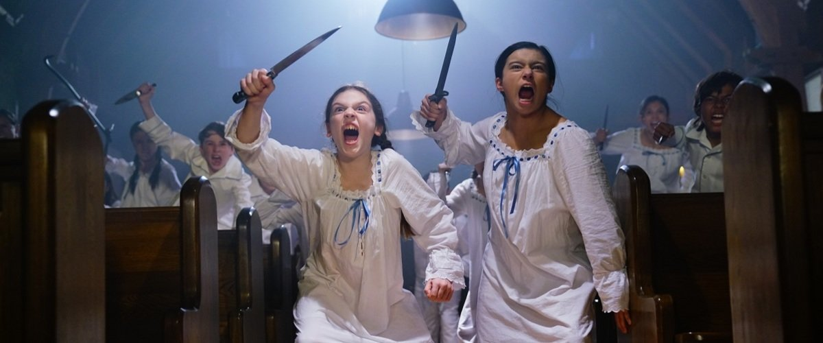 Nightmare Cinema movie review